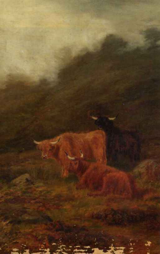 In the Highlands, Robert Munro (1893)