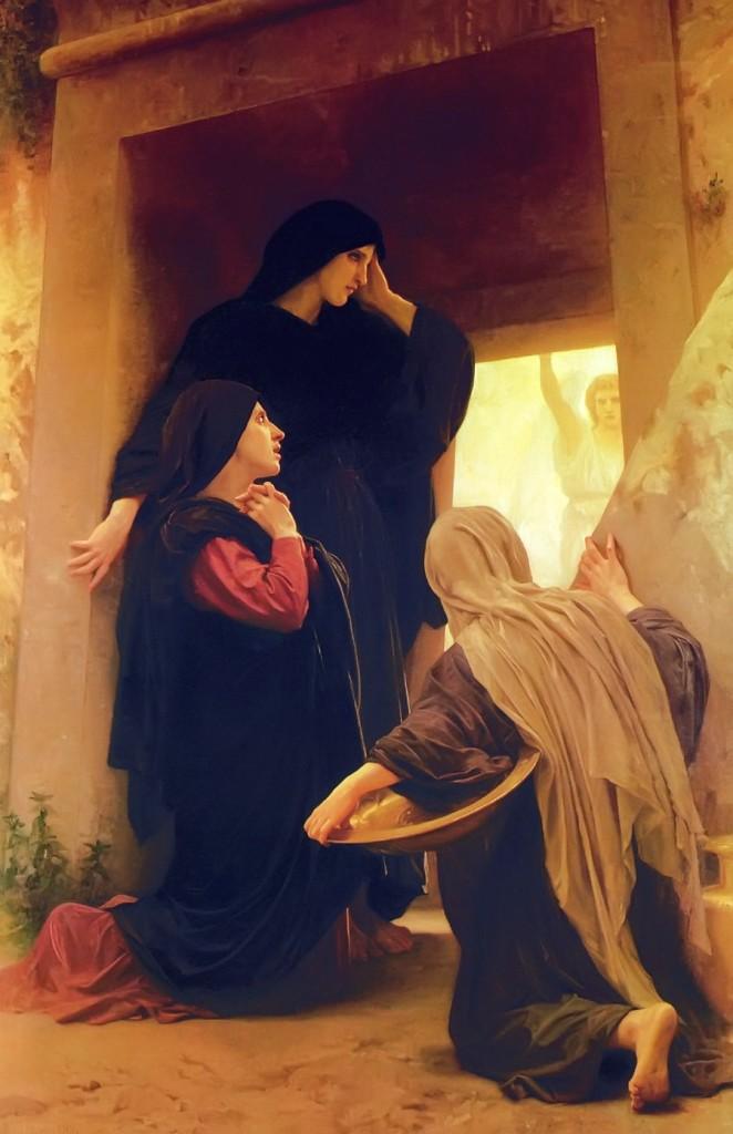 41_Holy Women at the Sepulcher_Bouguereau2