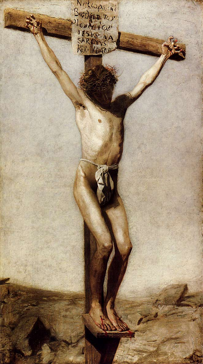 The Crucifixion, Thomas Eakins (1880)