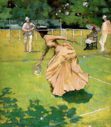 Played! John Lavery (1885)