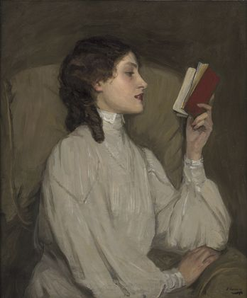 Miss Auras, The Red Book; Sire John Lavery (1890)