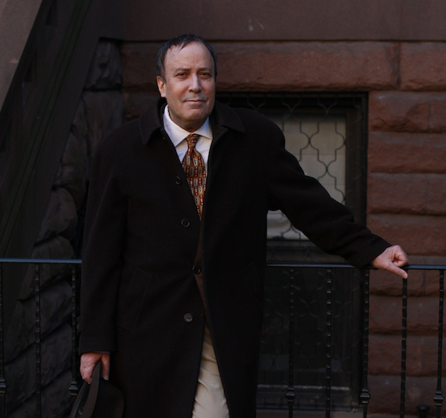 Lawrence Auster, in New York City in January of 2013