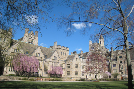 Branford Courtyard, Yale University