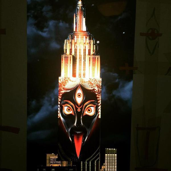 Kali on the Empire State Building « The Thinking Housewife