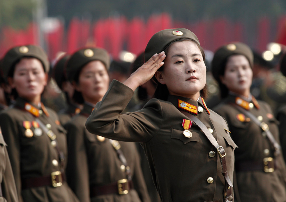 Source about the military: A few gay koreans who have